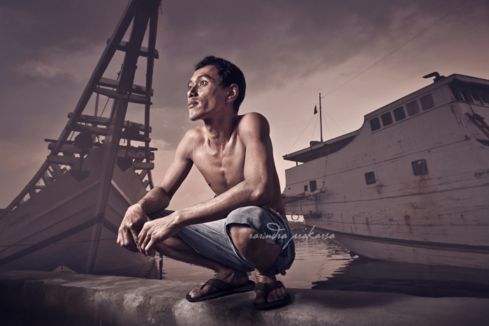 harbour worker author prakarsa rarindra