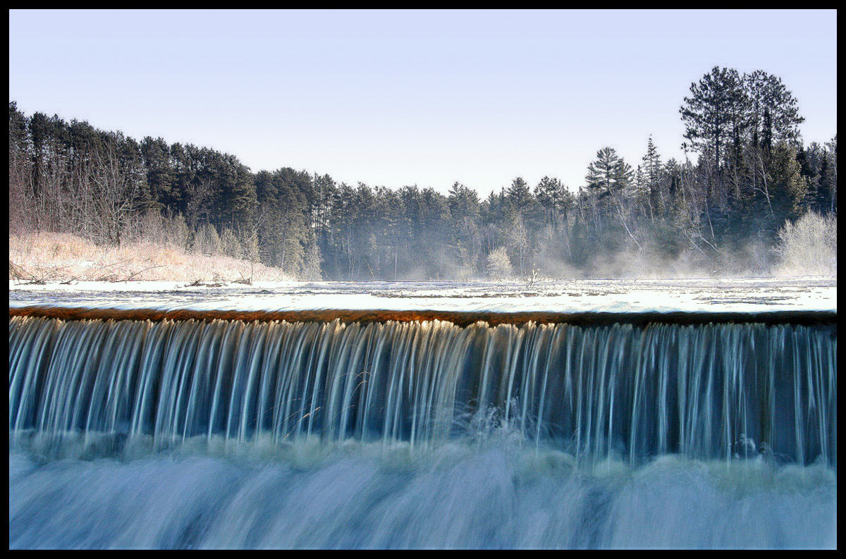 frosty winter morning at the falls author pluskwi pluskwik paul