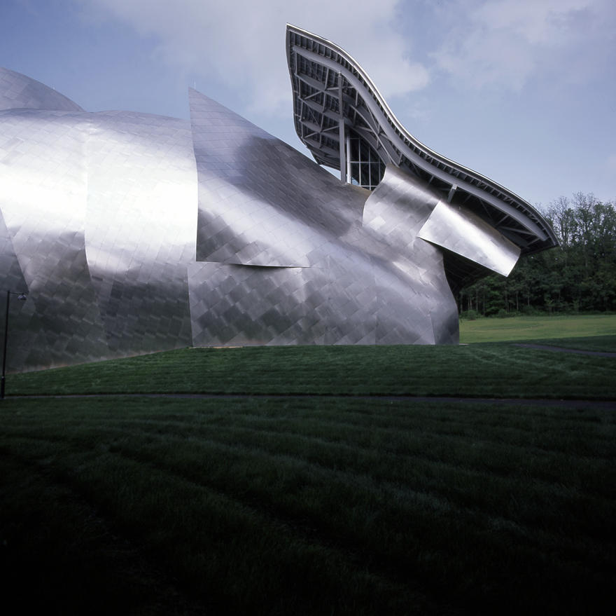 bard college fisher performing arts ctr designed b hull ray