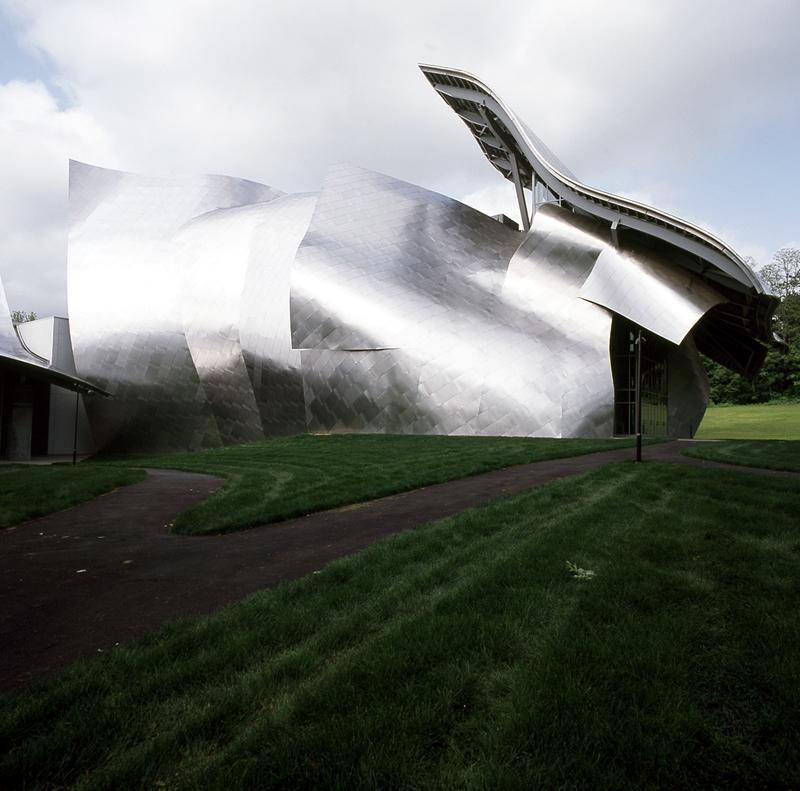 bard college fisher perf arts ctr frank o gehry ar hull ray