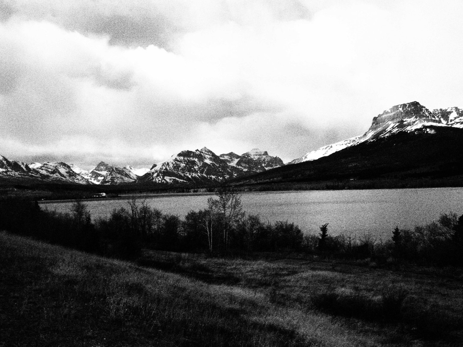 swiftcurrent lake author hull ray