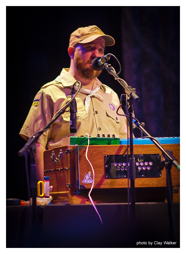 stephin merritt the magnetic fields author walke walker clay