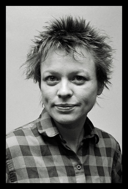 laurie anderson musician poet author walker clay