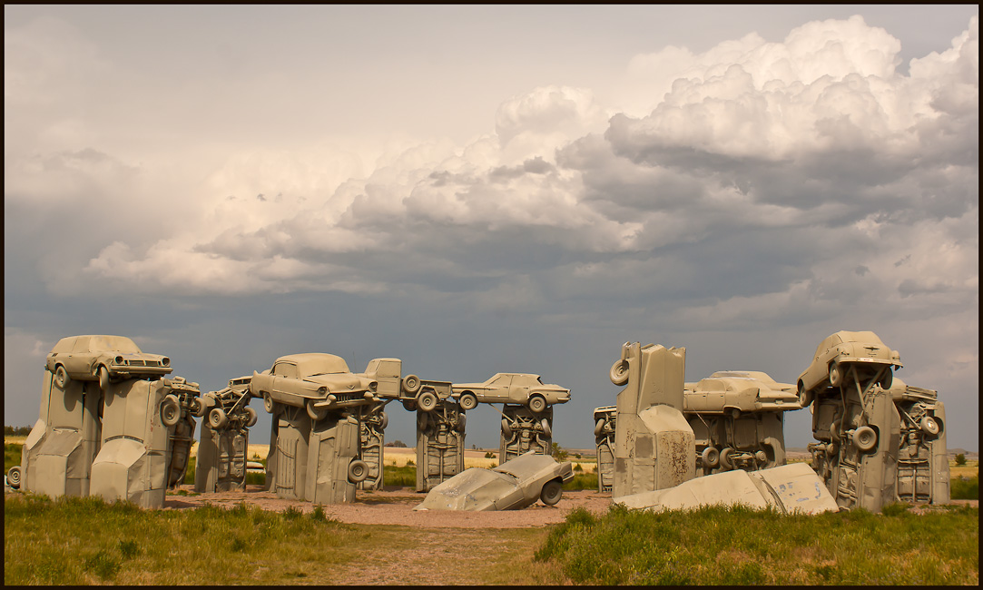 carhenge more detail in large view author downs jim
