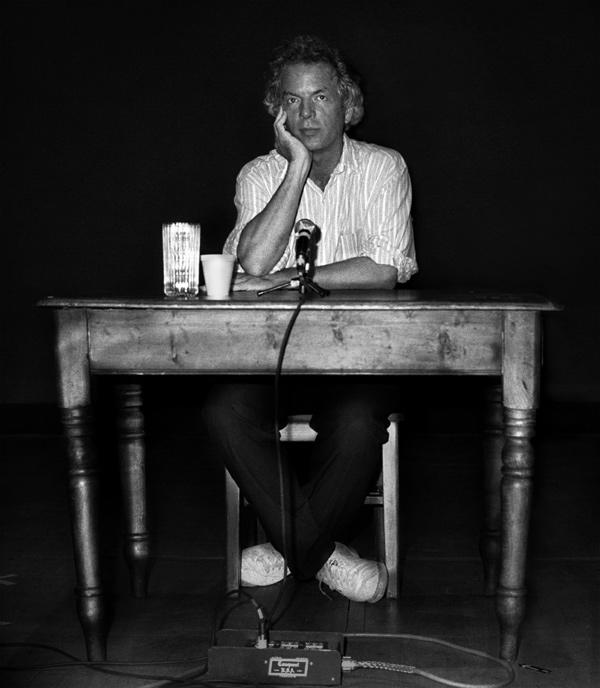 spalding gray monologist actor author walker clay