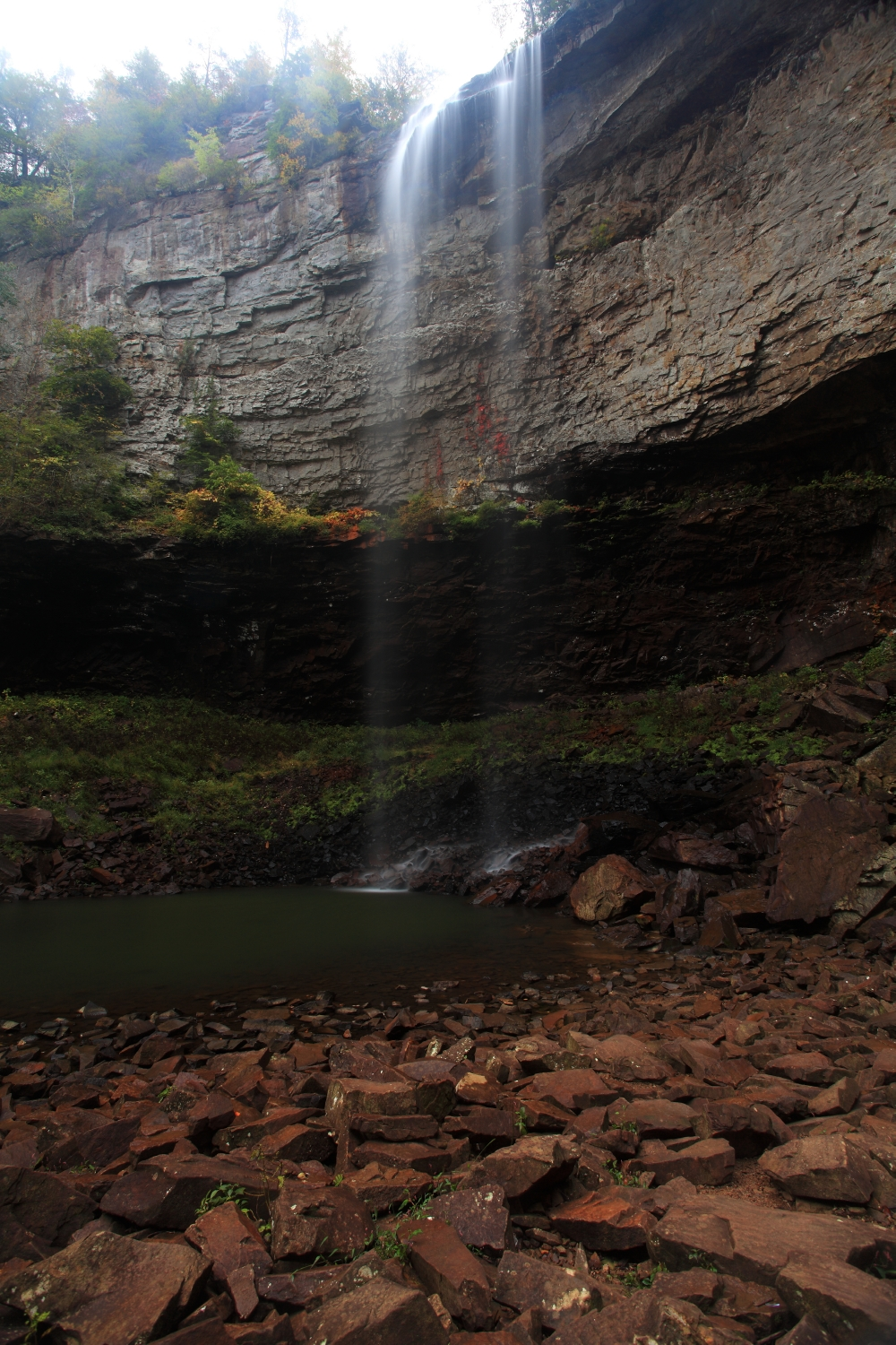 fall creek falls tennessee author szulecki joshua