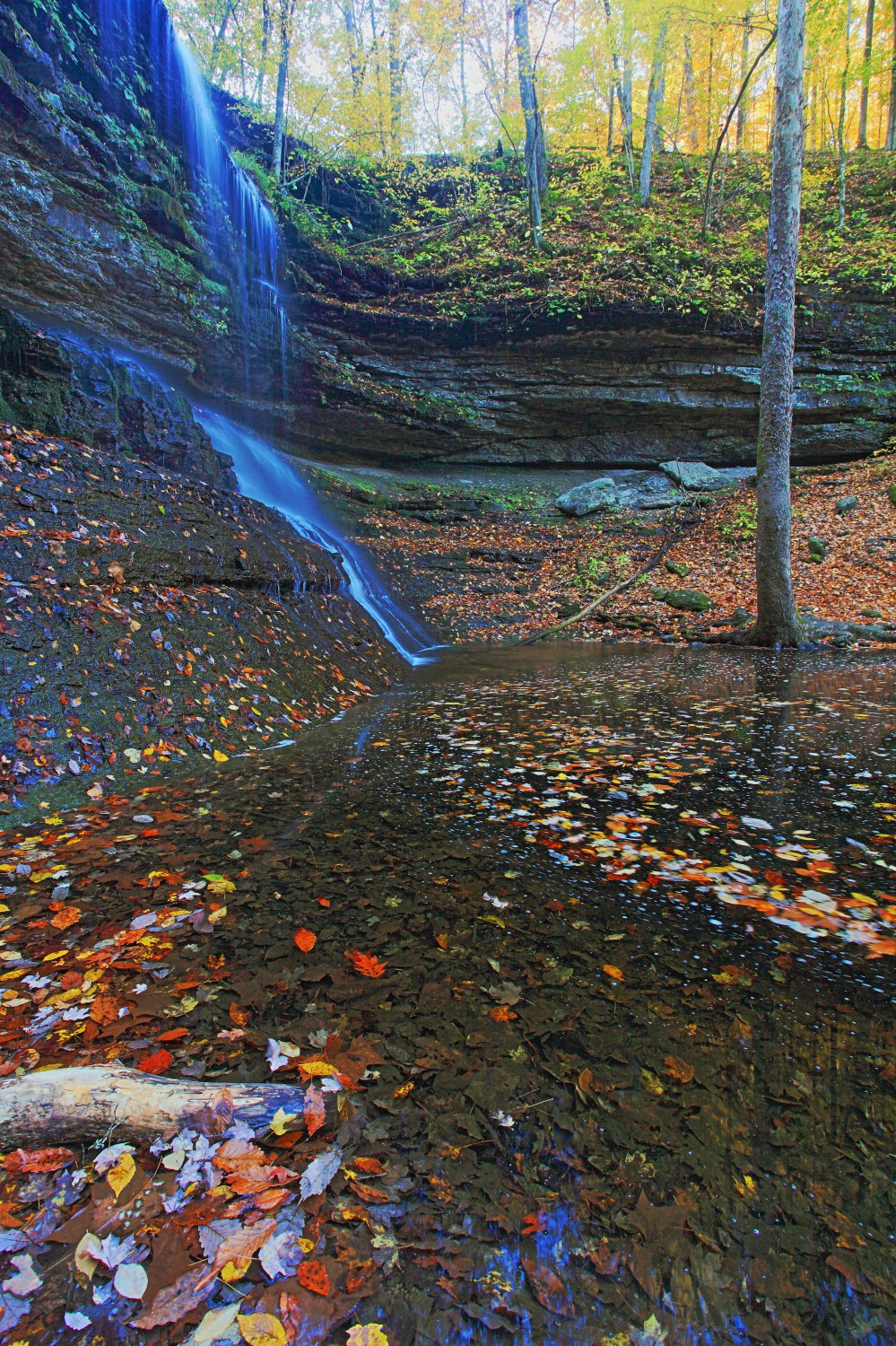 stillhouse hollow falls tennessee hdr author szu szulecki joshua