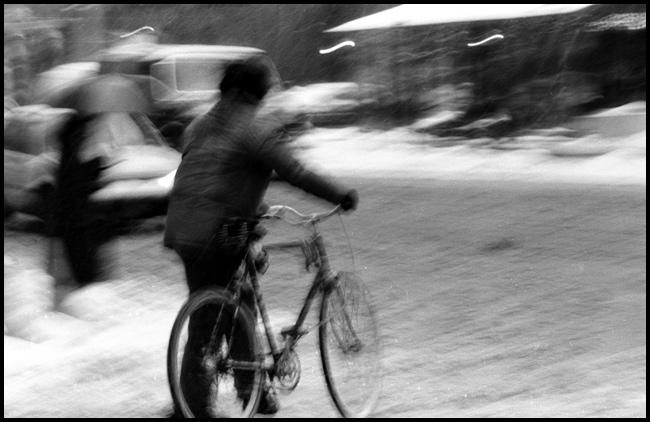 riding in the snow author walker clay
