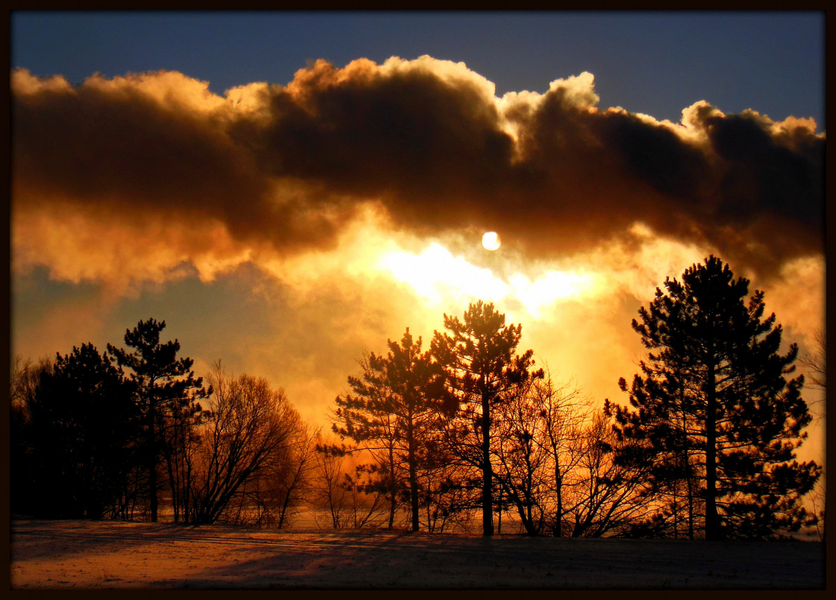 frigid winter sunrise author pluskwik paul