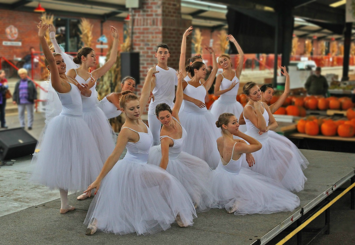 ballet at farmer s market img aw author sava greg gregory and verena