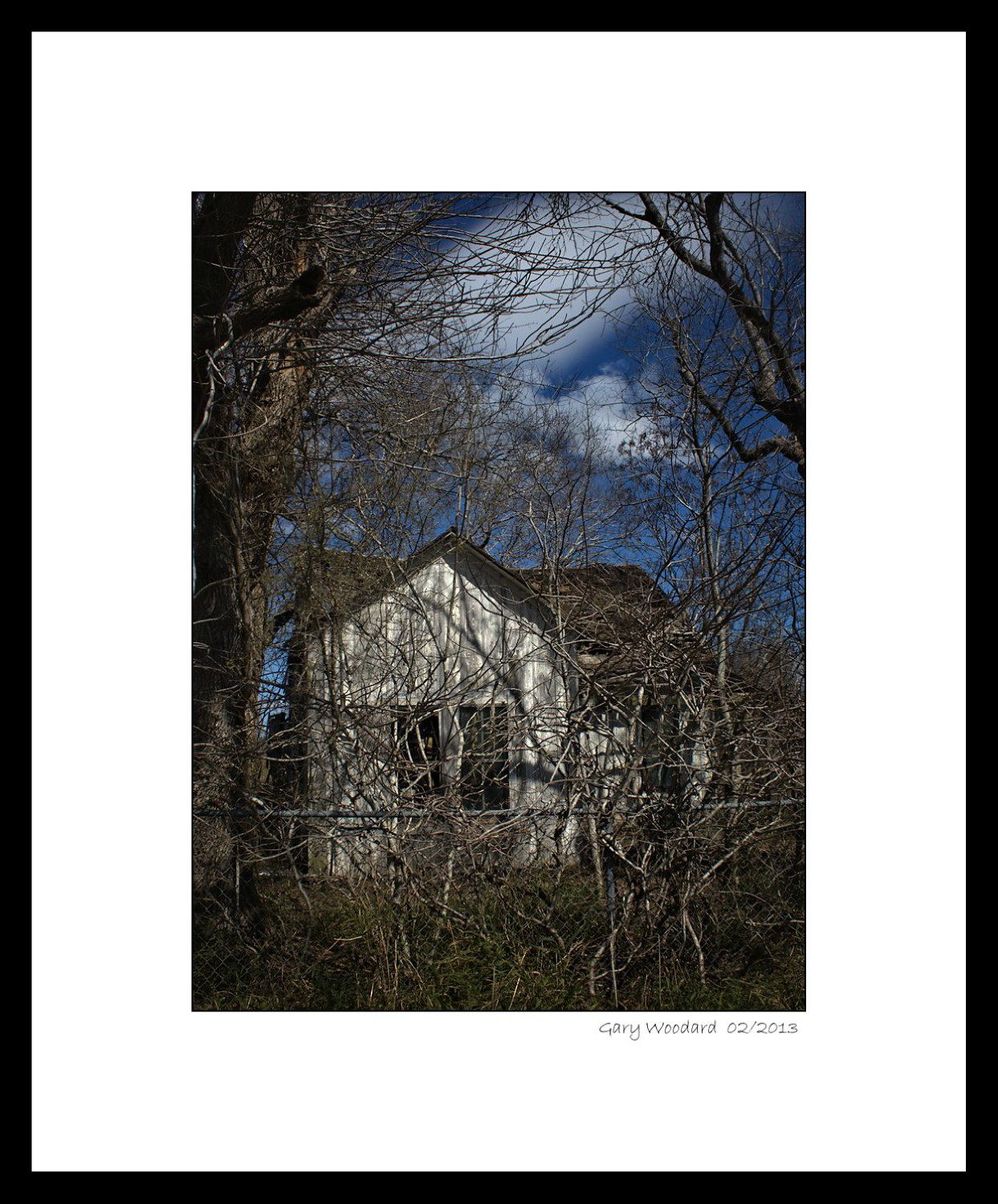 old buildings at trivoli author woodard gary