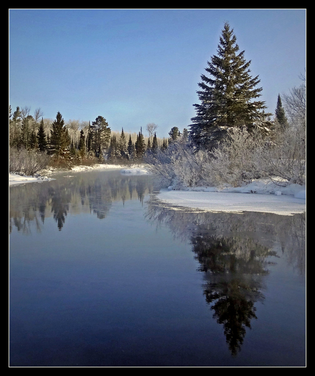 winter morning reflections author pluskwik paul