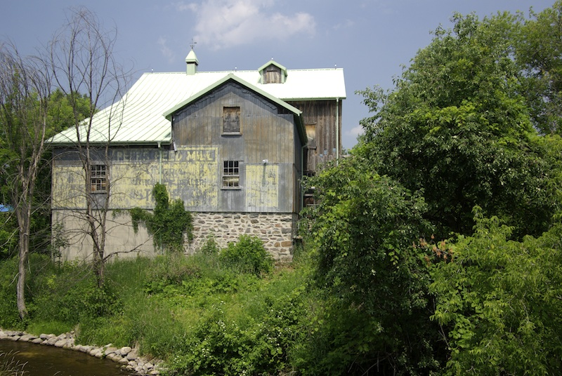 peff mill in summer author brooks david