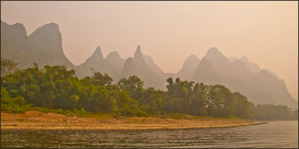 li river near yangdi author downs jim