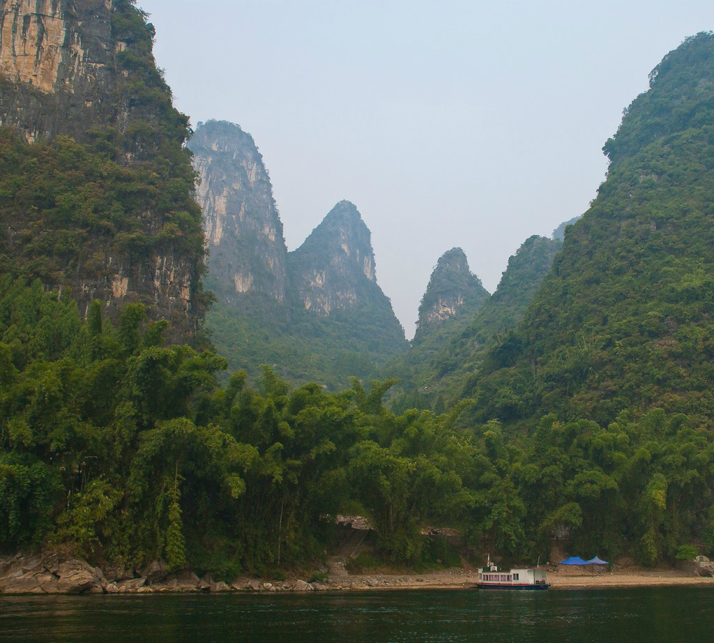 rest stop on the li river author downs jim