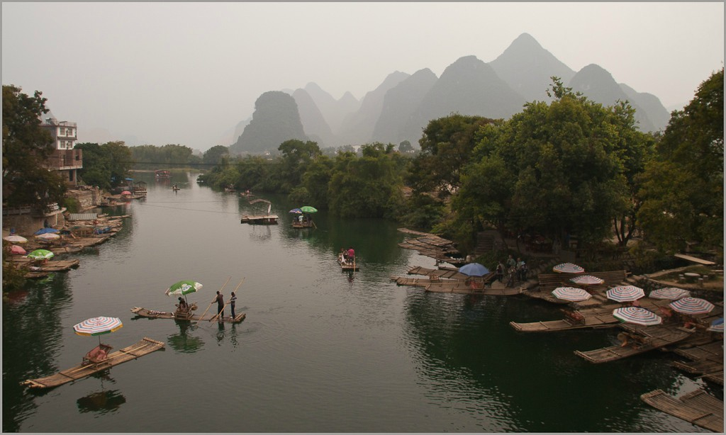 yulong scenery large view please author downs ji jim