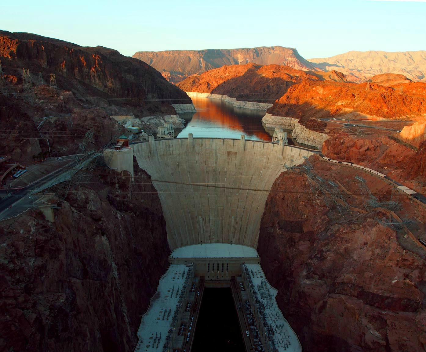 hoover dam author hull ray