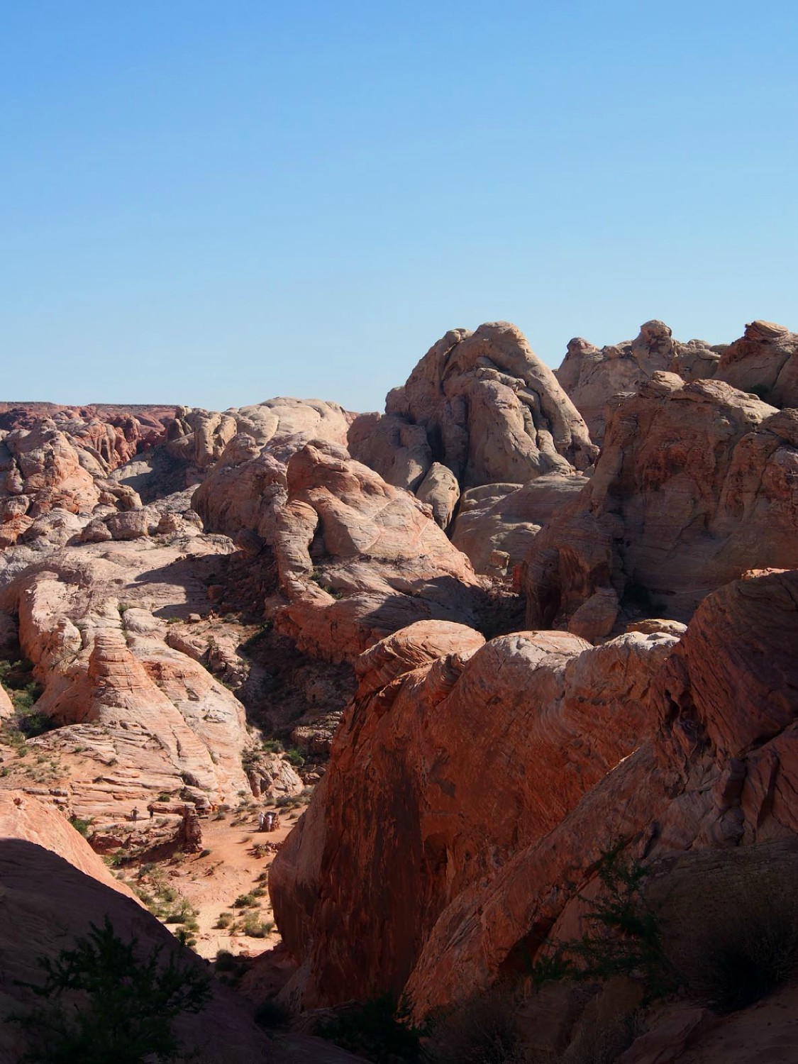 valley of fire state park author hull ray