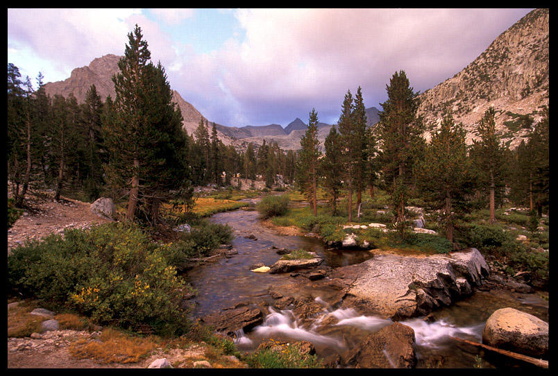 morning upper bubbs creek near center basin autho ernst brian