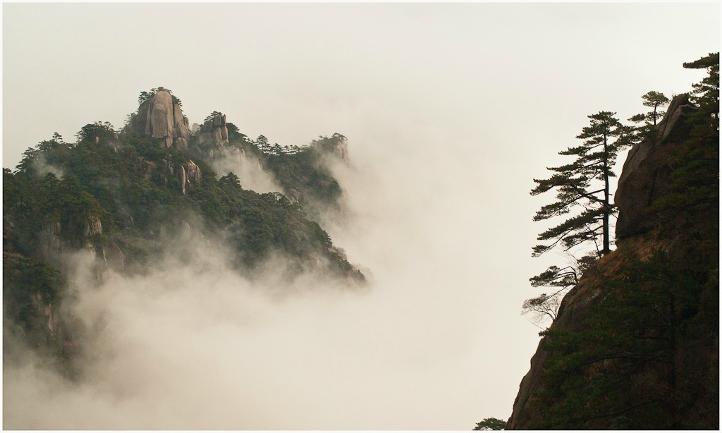 huangshan yellow mountain see large author downs jim