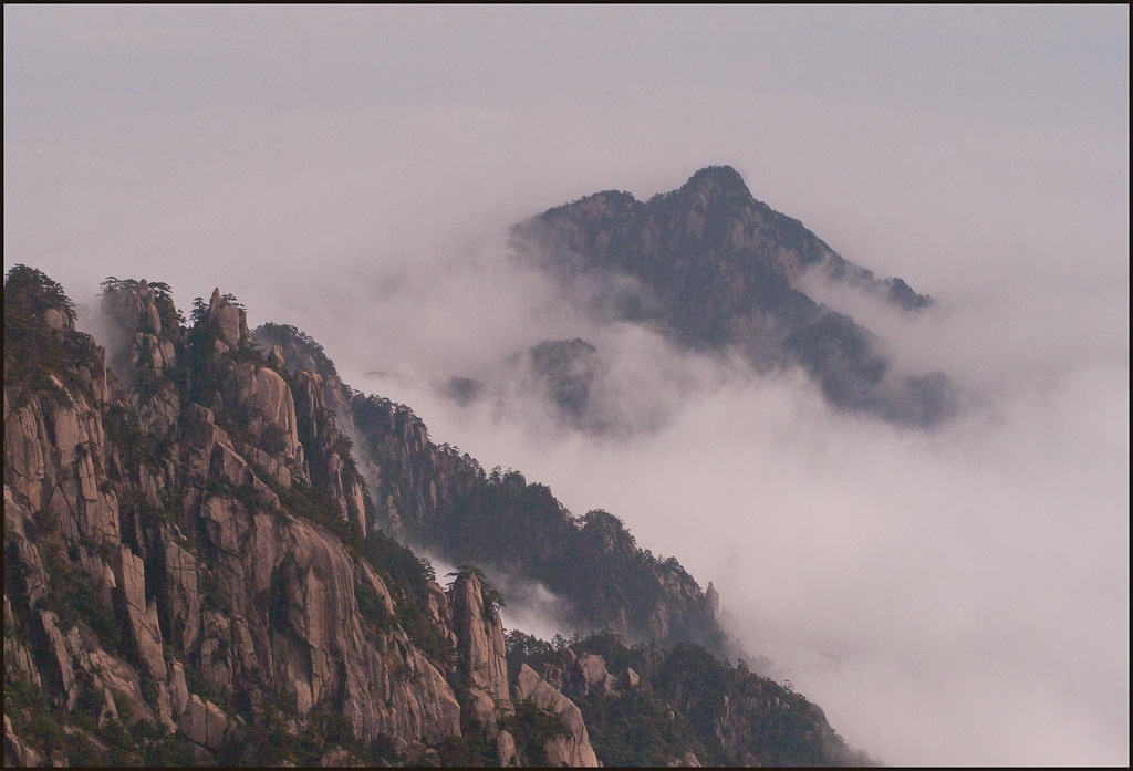 huangshan mtn author downs jim