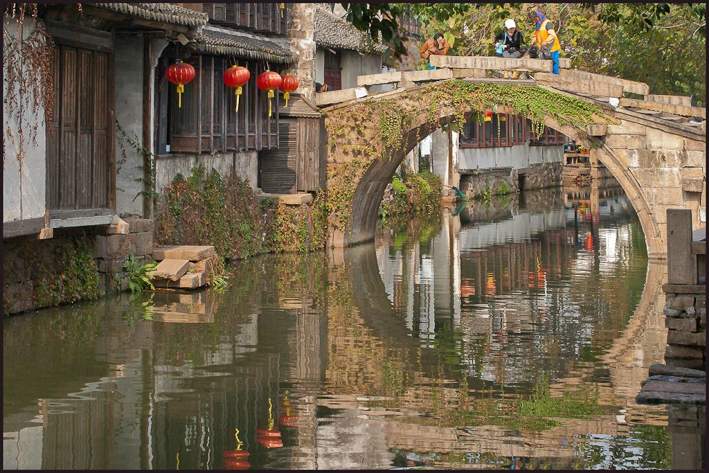 zhouzhuang s canals author downs jim