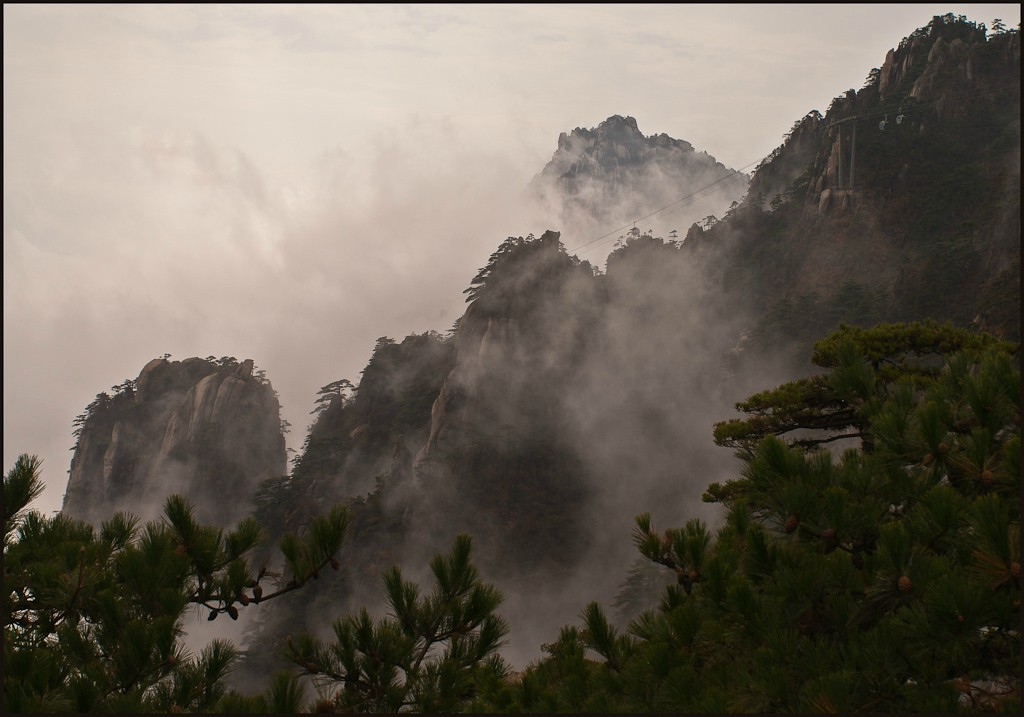 huangshan mtn see large author downs jim