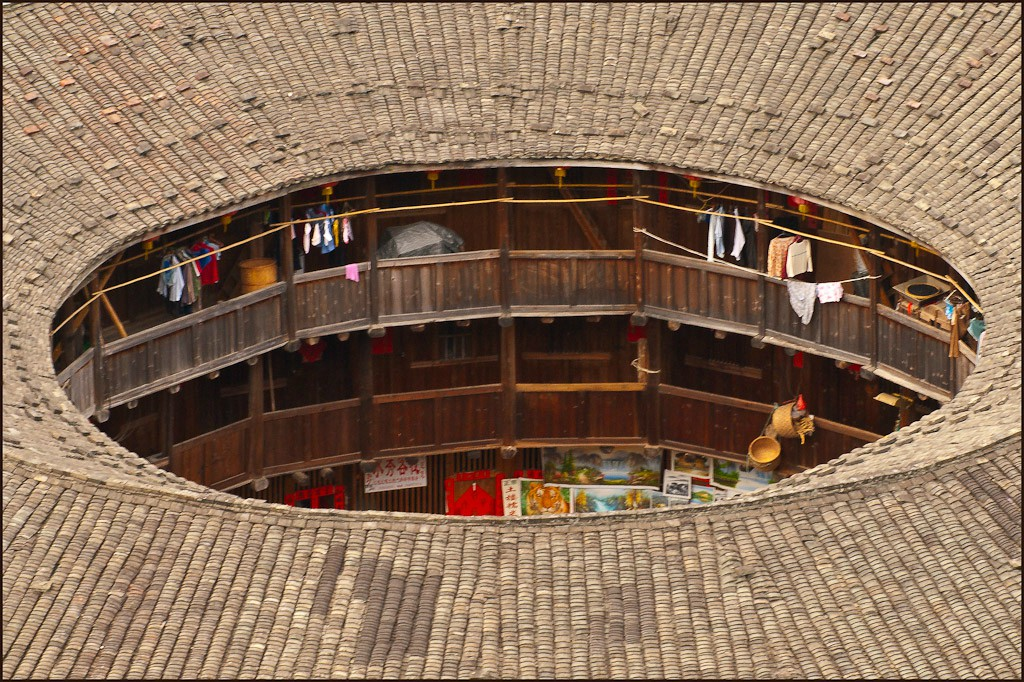 tulou style home of hakka people author downs jim