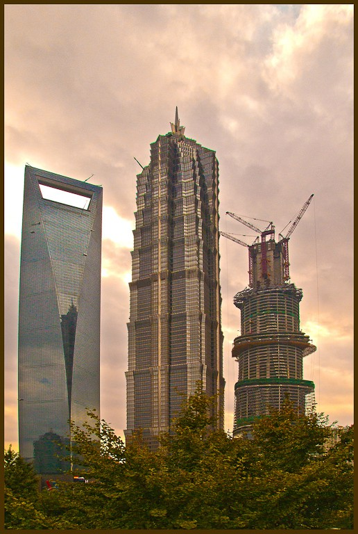 three tallest buildings in shanghai author downs jim