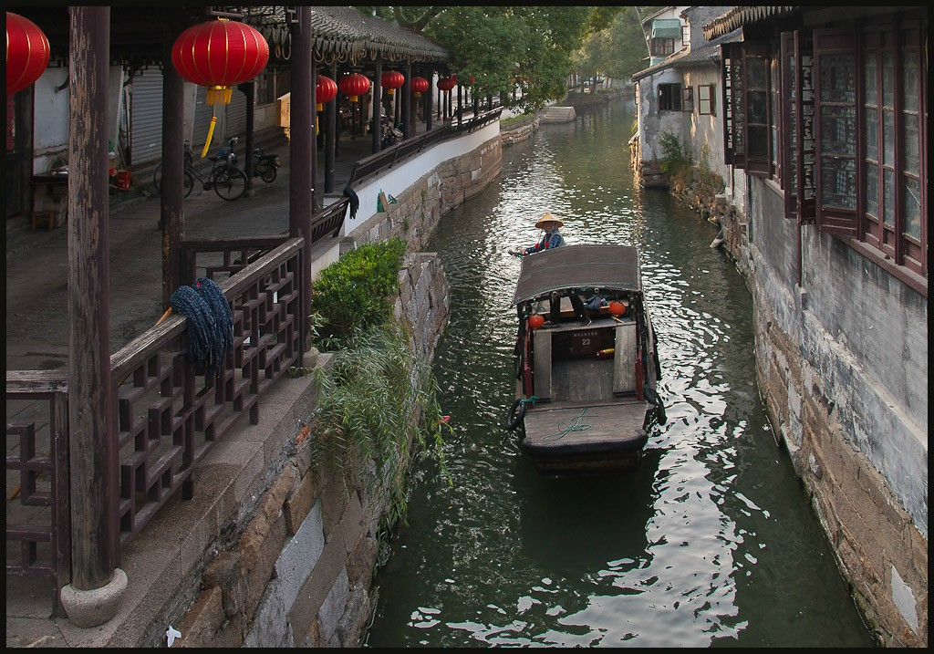 zhouzhuang canals see large author downs jim
