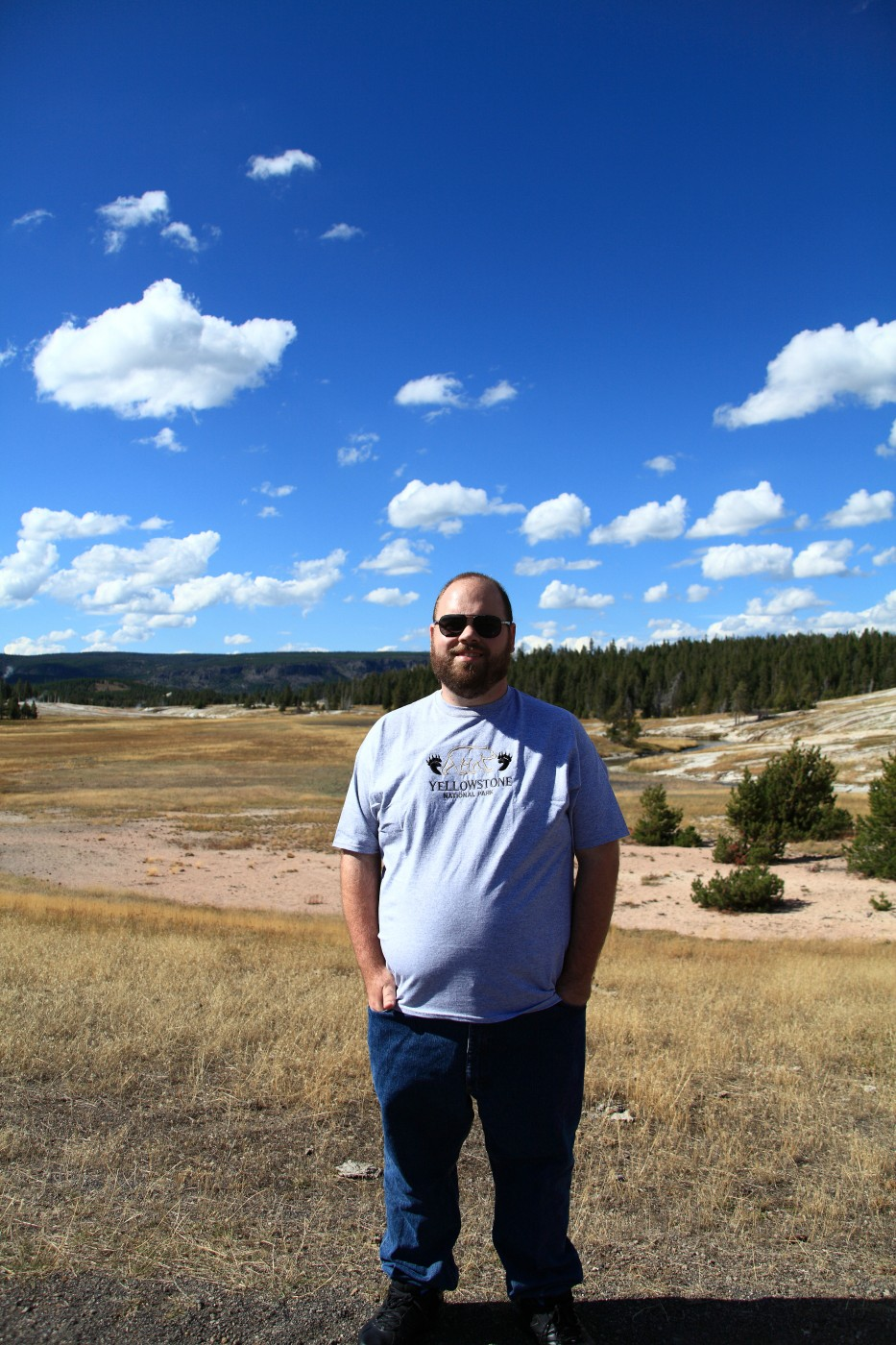 me at yellowstone national park author szulecki j joshua