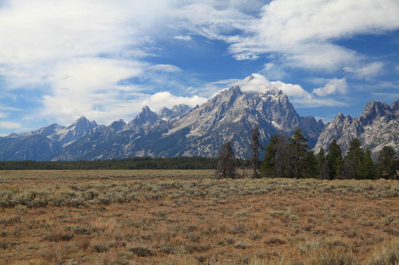 tetons grand national park author szulec szulecki joshua