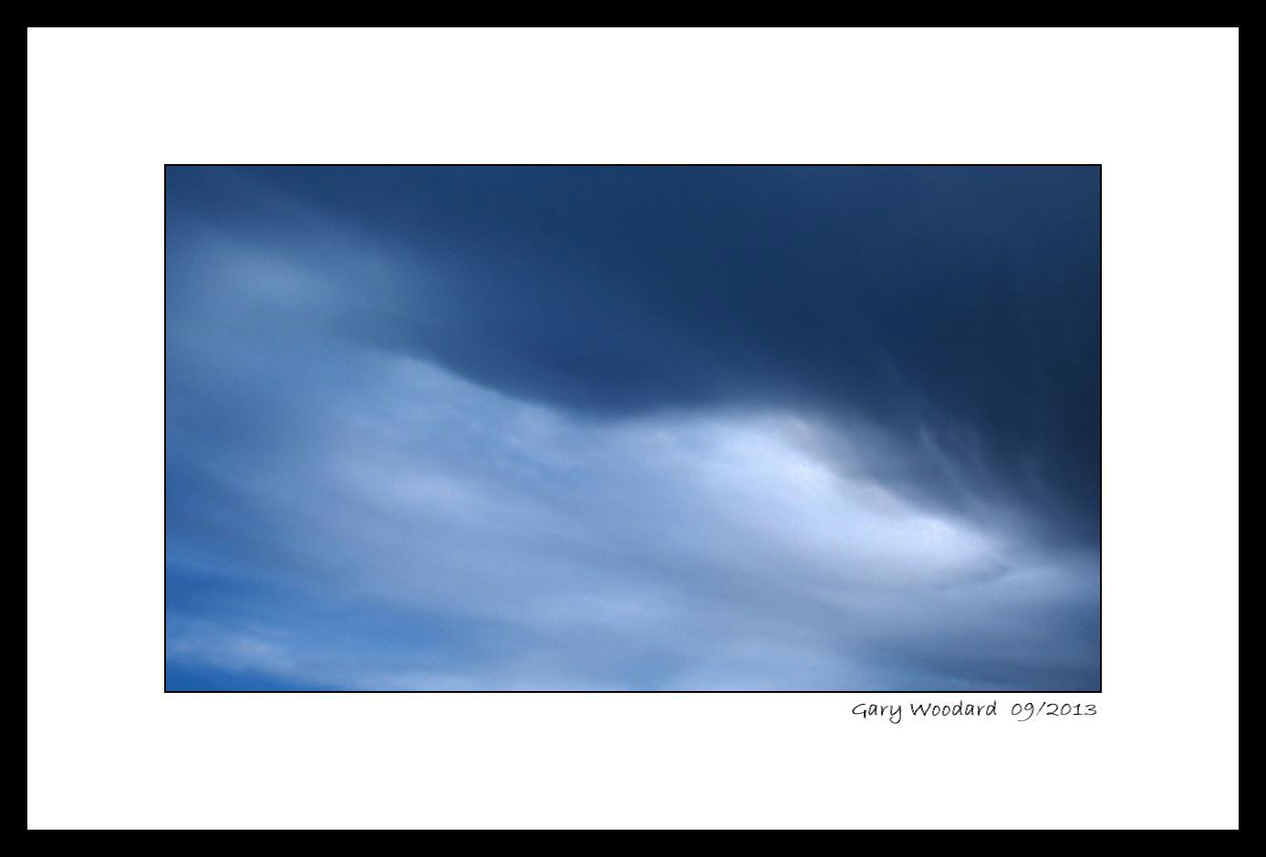 clouds no author woodard gary