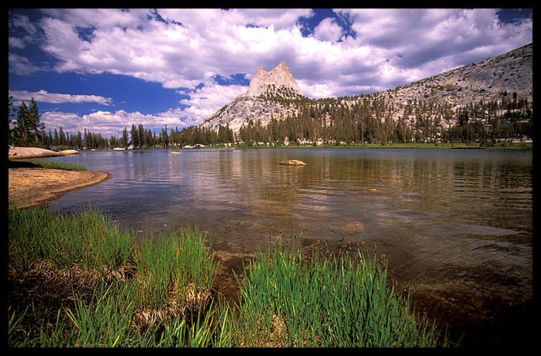 cathedral lake afternoon author ernst brian