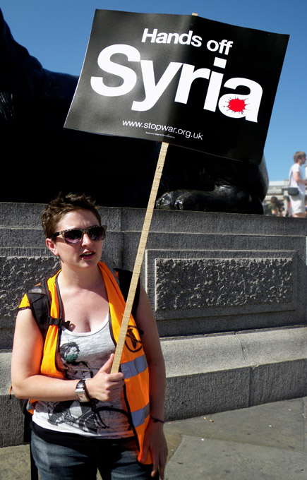 hands off syria author kashani kombizz