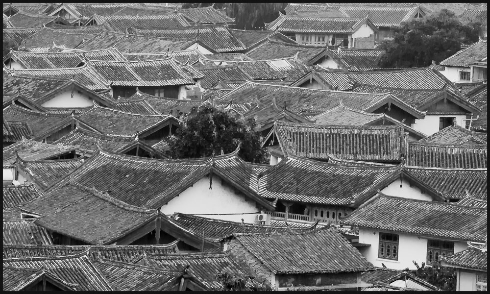 lijiang rooftops author downs jim