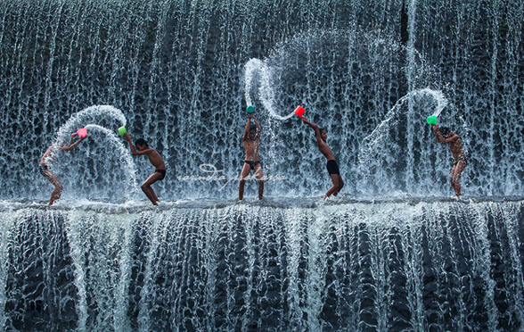 water dance author prakarsa rarindra