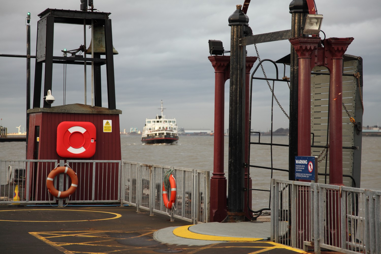 ferry across the mersey author gale richard