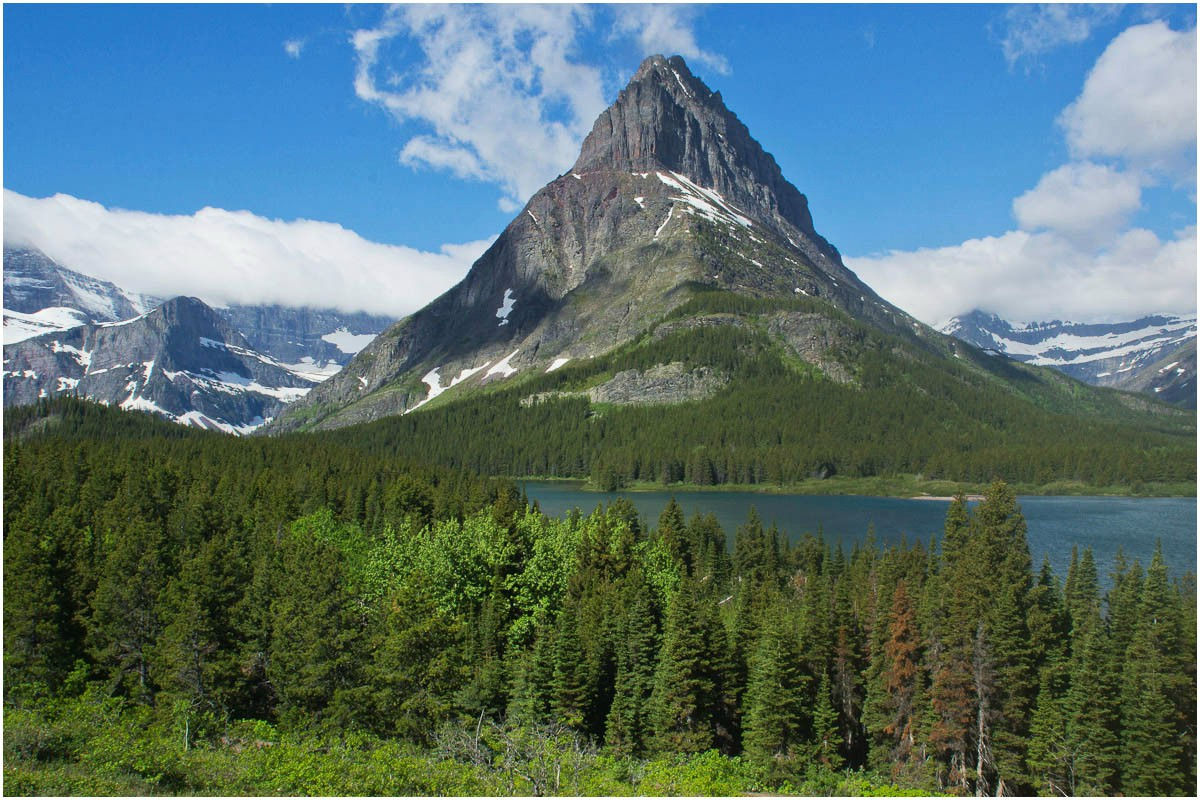swiftcurrent lake grinnell peak author downs jim