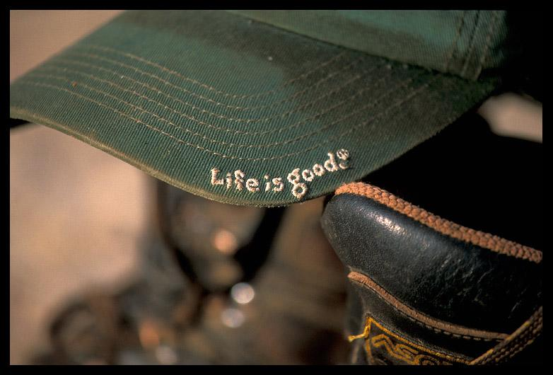 life is good author ernst brian