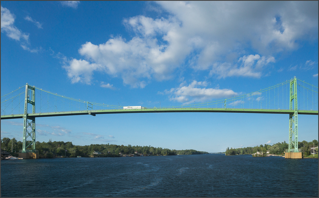 thousand islands bridge enlarge author downs jim