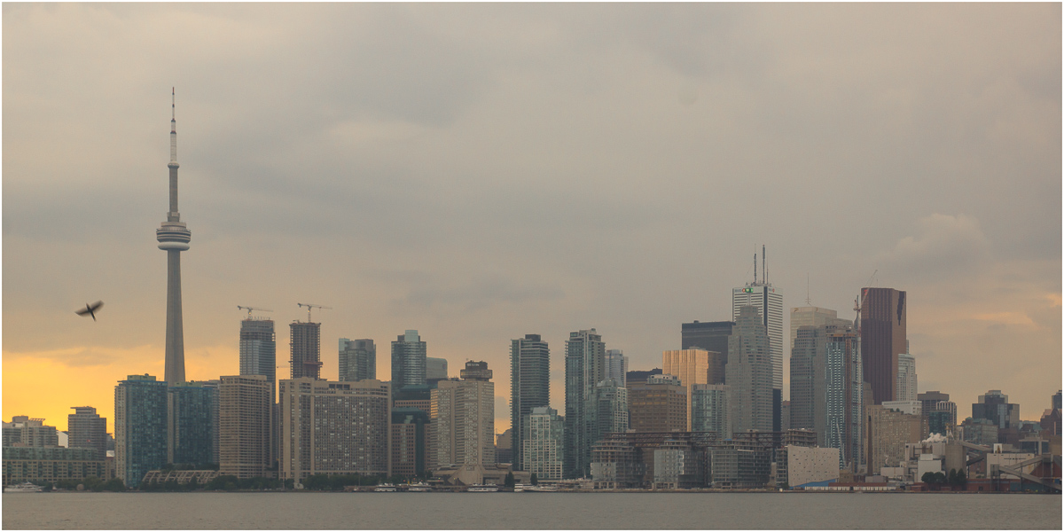 toronto skyline from centre island enlarge autho downs jim