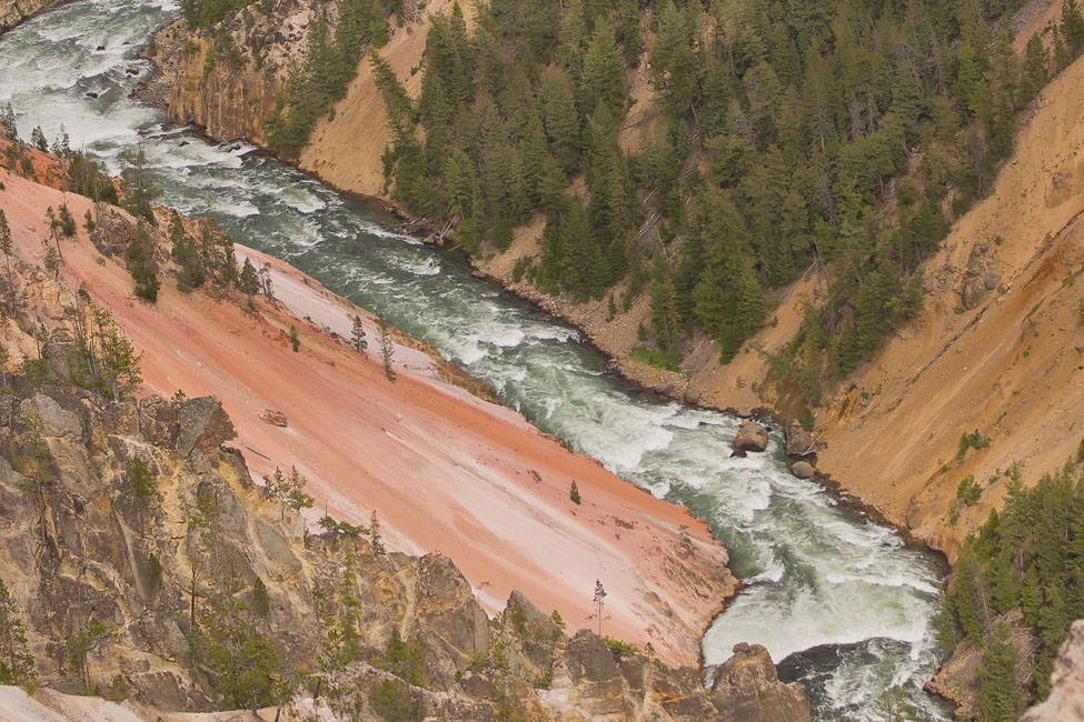 yellowstone river in nw wy enlarge author downs jim