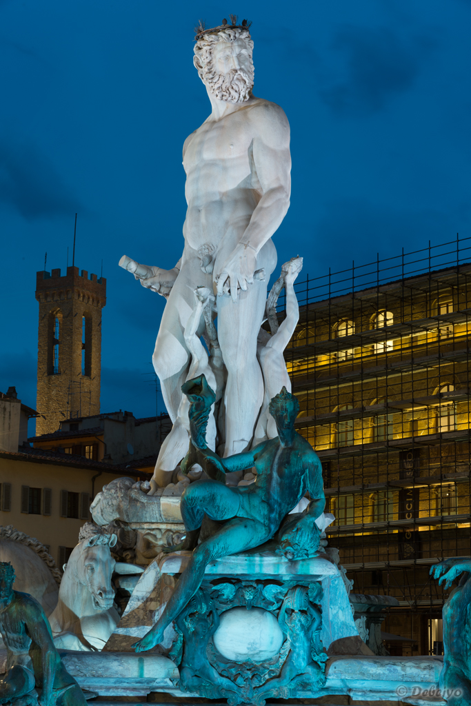 fountain of neptune piazza della signoria author chakraborty debejyo
