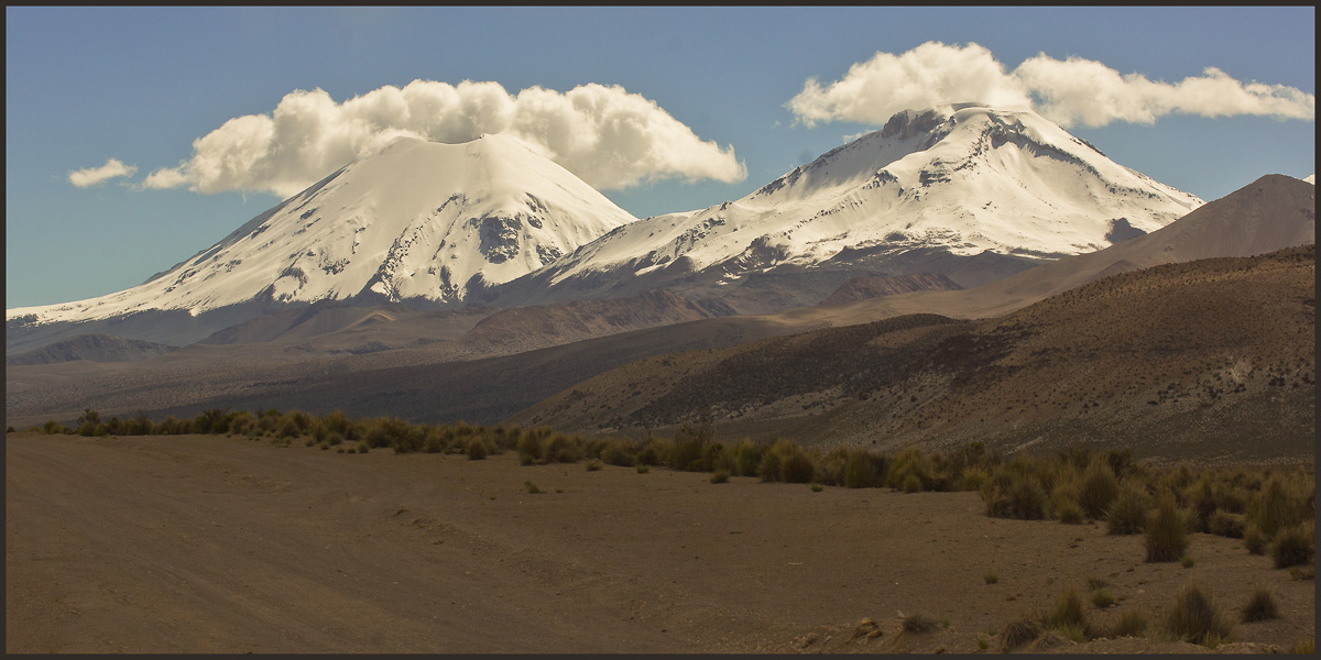 parinacota pomerata volcanos enlarge author down downs jim