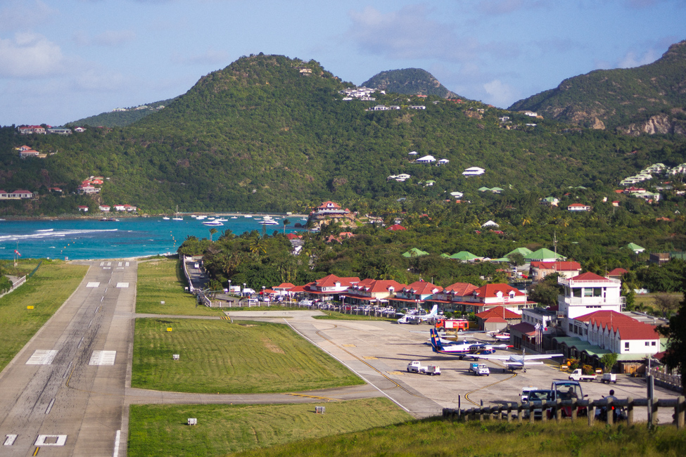 st barts airport enlarge author downs jim