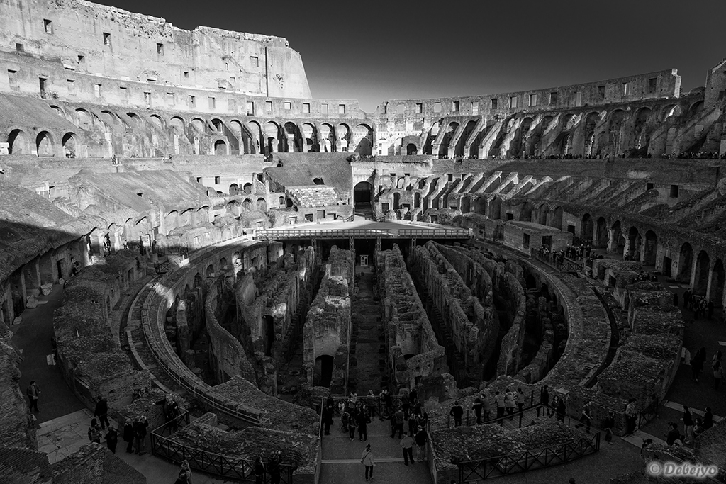 inside the colosseum author chakraborty debejyo