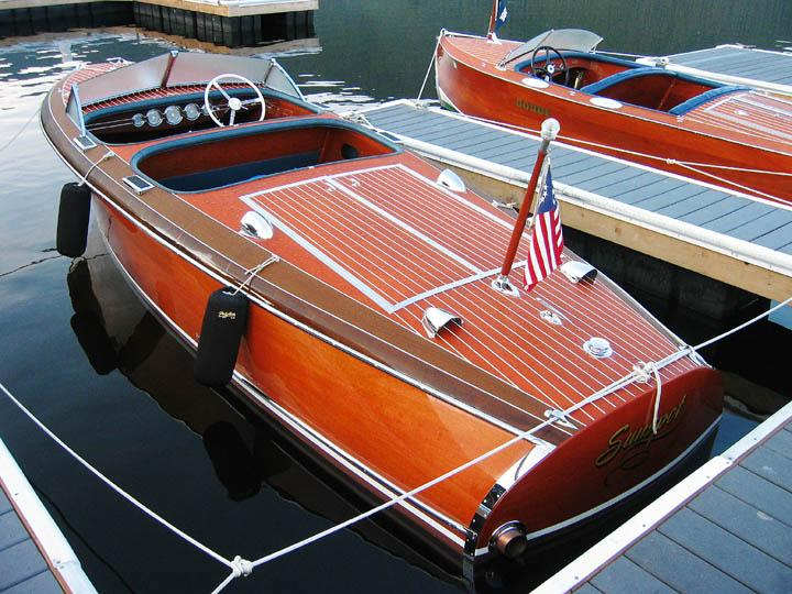 chris craft custom runabout author swinehart ste steve