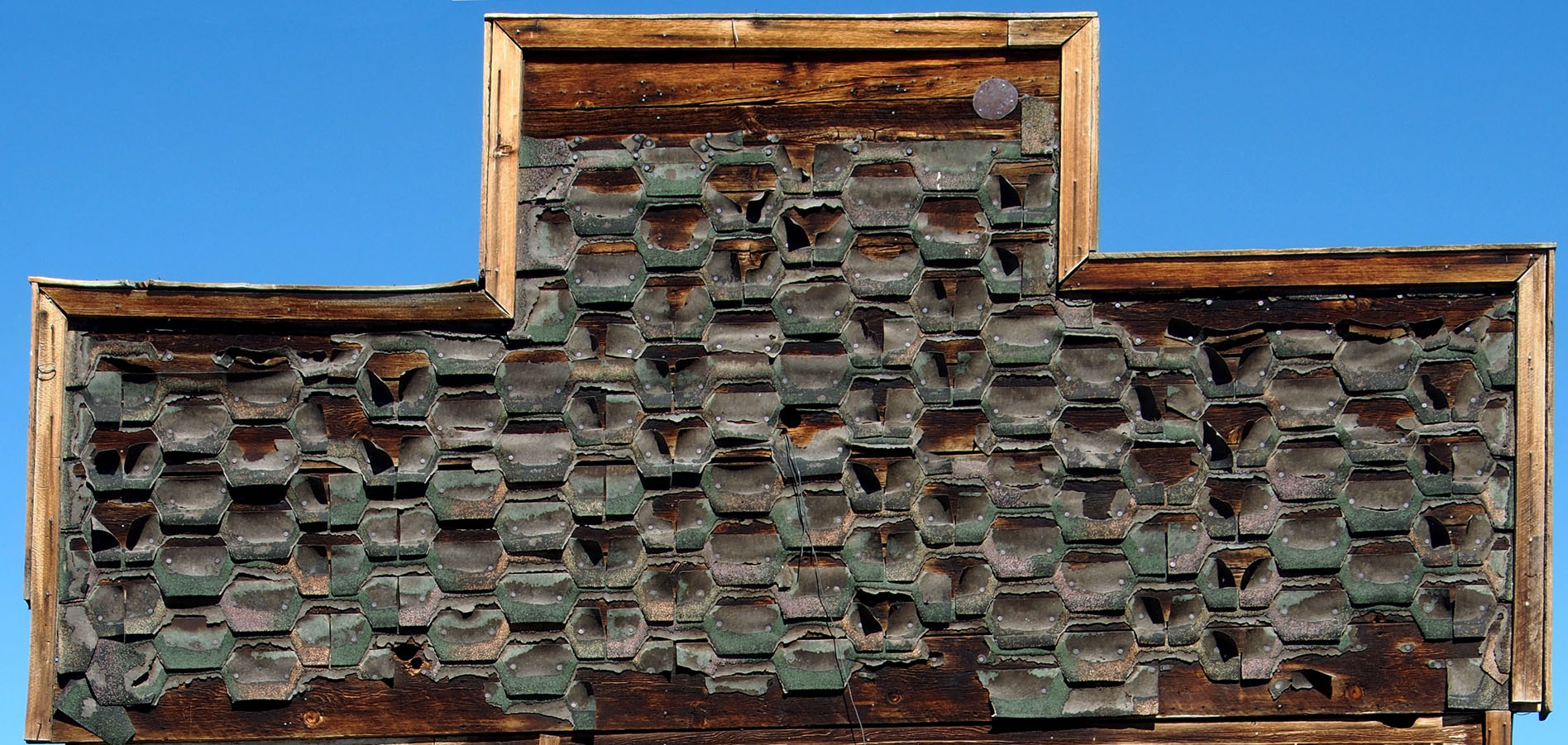 weathered shingles bodie ghost town author hull r ray
