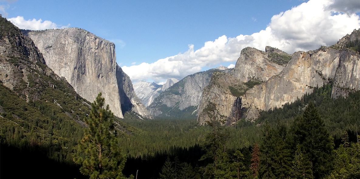 tunnel view vista author hull ray